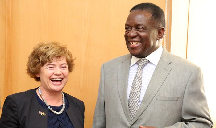 Dead End For Zim's Re-engagement Dream After Losing Britain's Support – Analyst