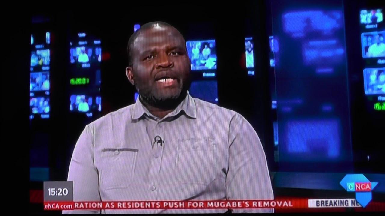 Tinomudaishe Chinyoka ZANU PF Ziyambi Ziyambi Luke Malaba Judiciary