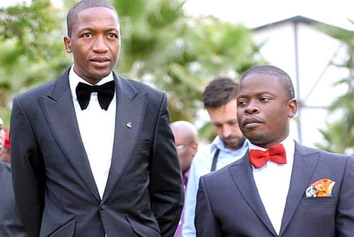 Uebert Angel and Shepherd Bushiri