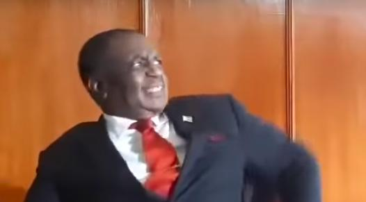 Jonathan Moyo Questions Why Chiwenga Was Airlifted To South Africa Instead Of China