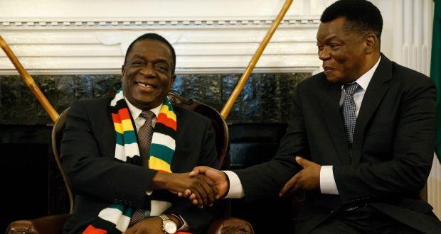 Emmerson Mnangagwa - Kumbirai Hodzi