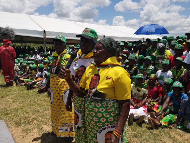 Jonathan Moyo Says Mnangagwa's No Show For His 'Thank You' Rally Shows Something Is wrong