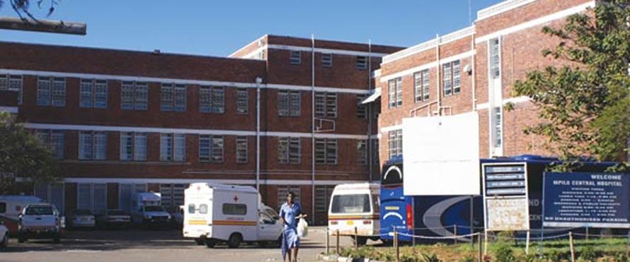 United Bulawayo Hospitals UBH