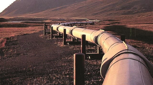 Feruka Oil Pipeline