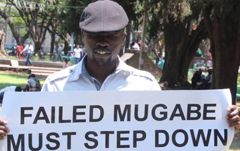 Journalist Itai-Dzamara allegedly abducted in 2014
