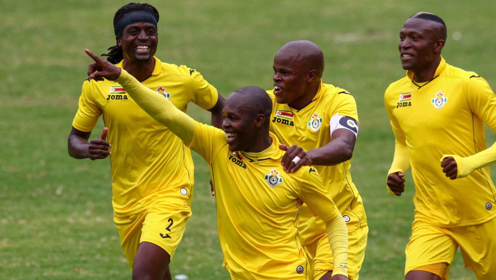 Willard Katsande Warriors one last time