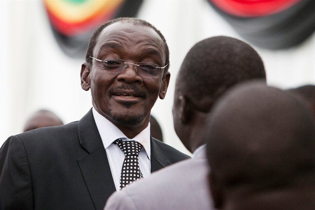 VP Kembo Mohadi