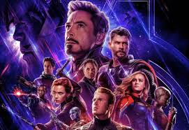 Sam Levy's Avengers Endgame Movie Tickets Sold Out