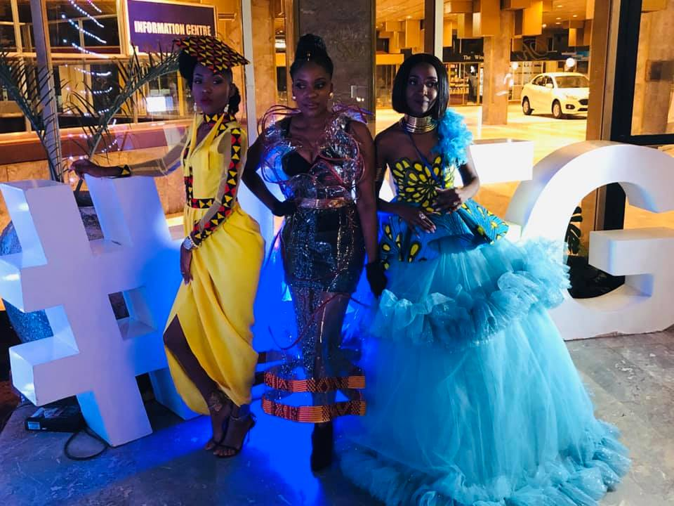PICTURES: How Celebrities Were Dressed At NAMA Awards 2019