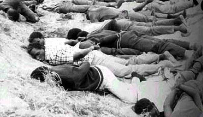 Gukurahundi Massacres in Matebeleland and Midlands