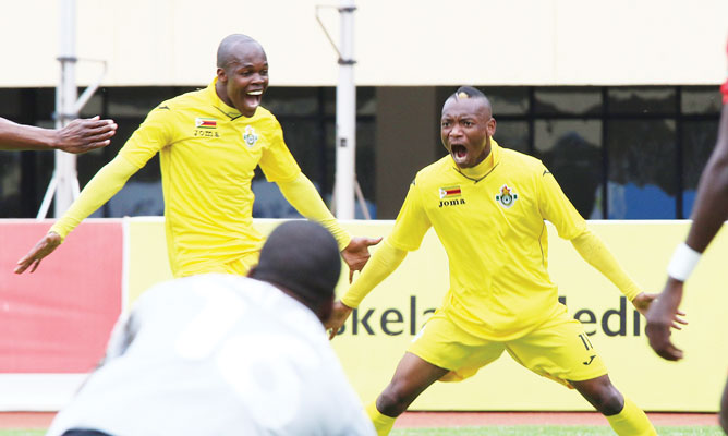 Billiat Pinpointed As Warriors Danger Man Ahead Of Bafana Bafana WC Qualifiers - pindula.co.zw