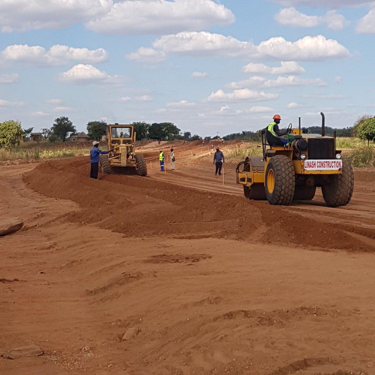 Karoi Binga Road Construction needs urgent attention