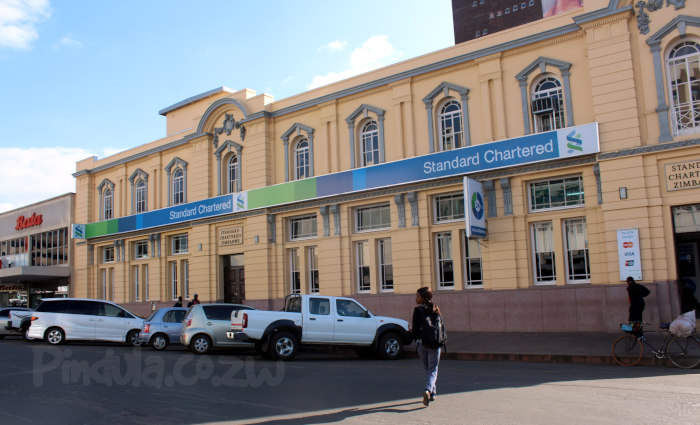 Standard Chartered Increases Bank Charges