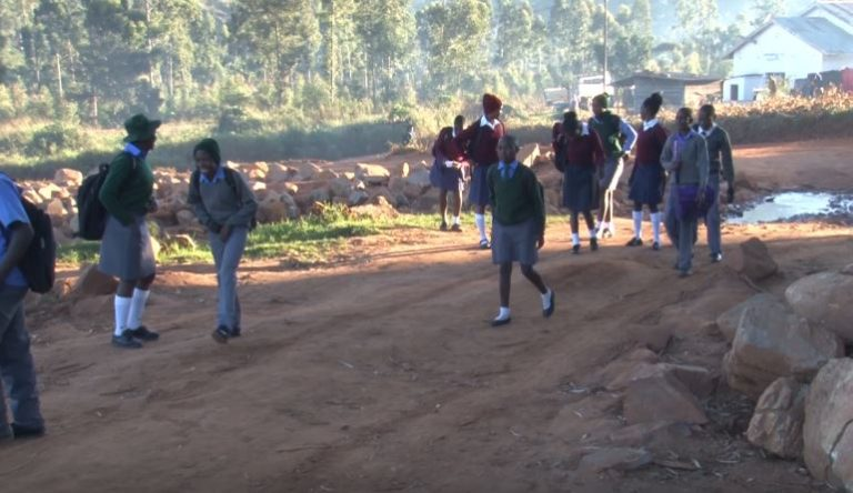 Schools re-open in Chimanimani after Tropical Cyclone Idai