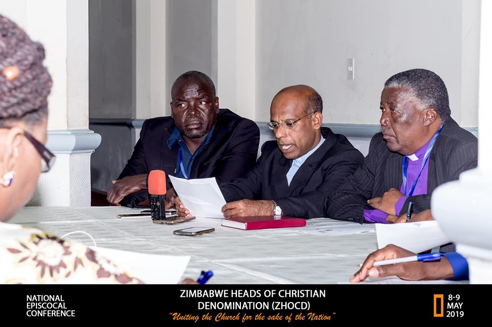 ZHOCD It's Difficult To Turn Unvaccinated Congregants Home - Churches