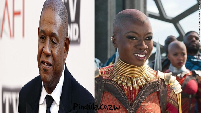 Danai Gurira And Forest Whitaker To Feature In ED Film