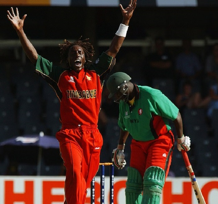 Henry Olonga Mocks The Standards Of Zimbabwean Cricket