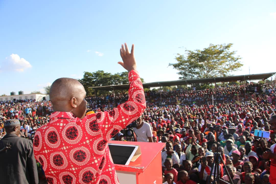 """No Presidential Candidate Will Win Without The Rural Vote"",- Hopewell Chin'ono Tells MDC"