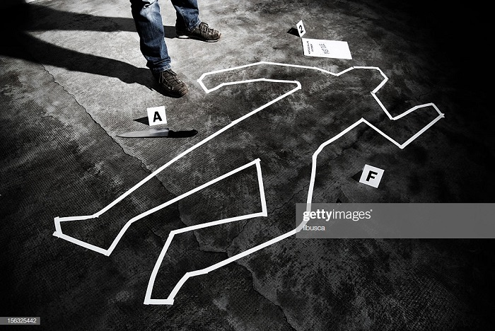 Murderer back on the crime scene - Forensic science