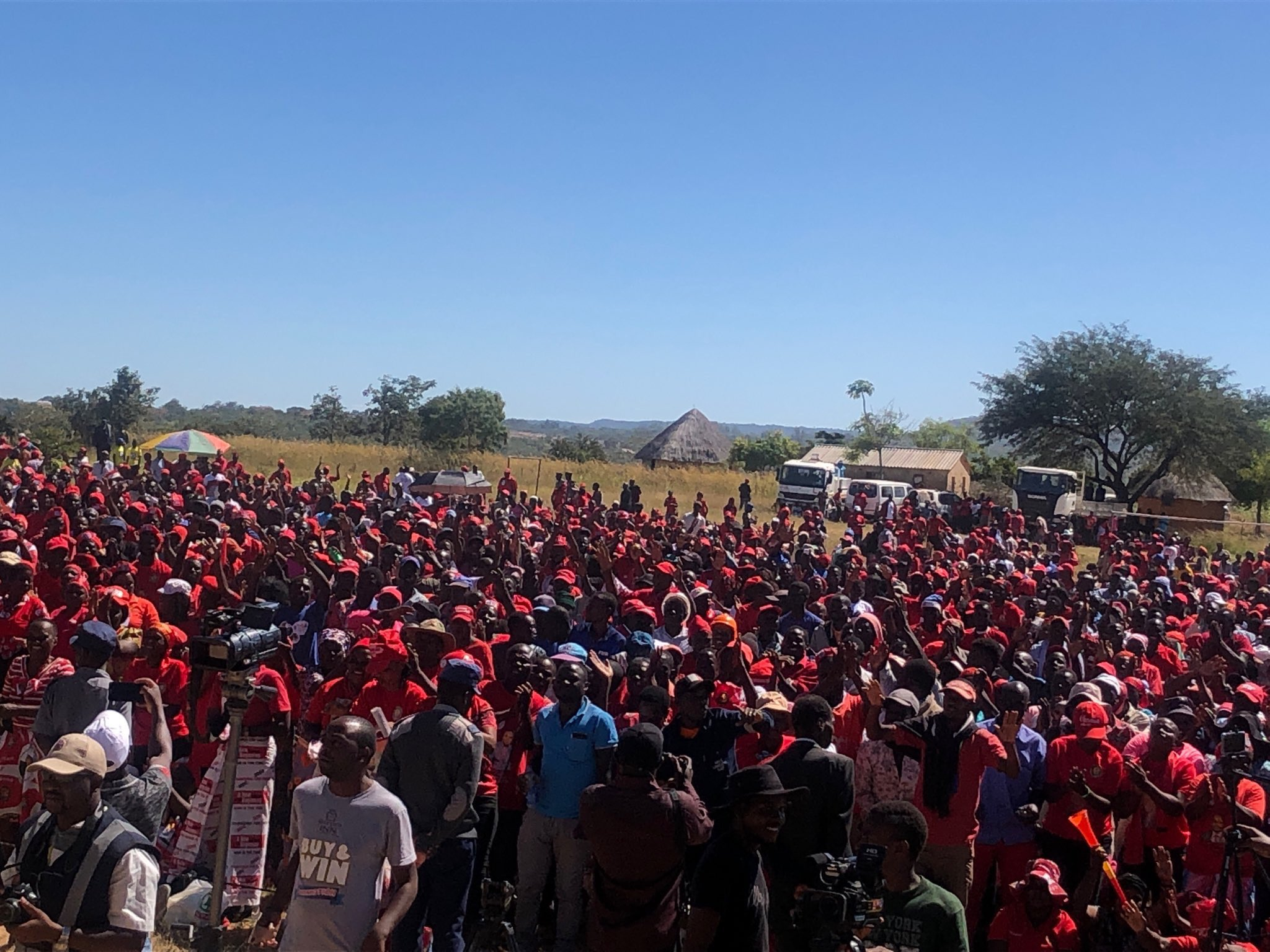 Morgan Tsvangirai Memorial