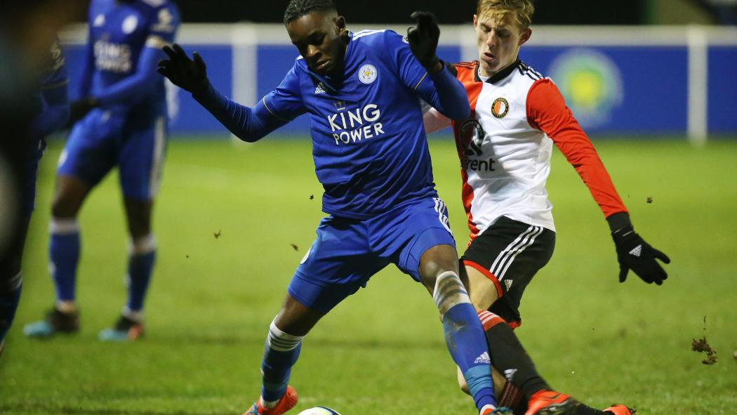 Admiral Muskwe Left Leicester City