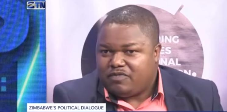 Herald Editor Zindoga Says He's Sworn To Defend The Country From Foreign Forces