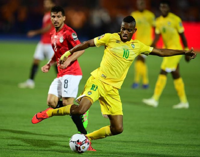 Ovidy Karuru Up-beat AFCON