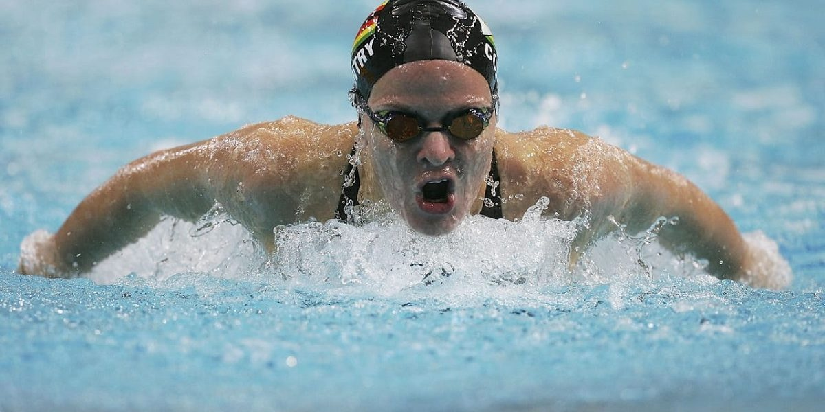 Kirsty Coventry Swimming International Olympics Committee (IOC)