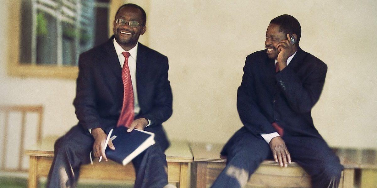 PAUL MANGWANA & DOUGLAS MWONZORA Constitutional Amendment