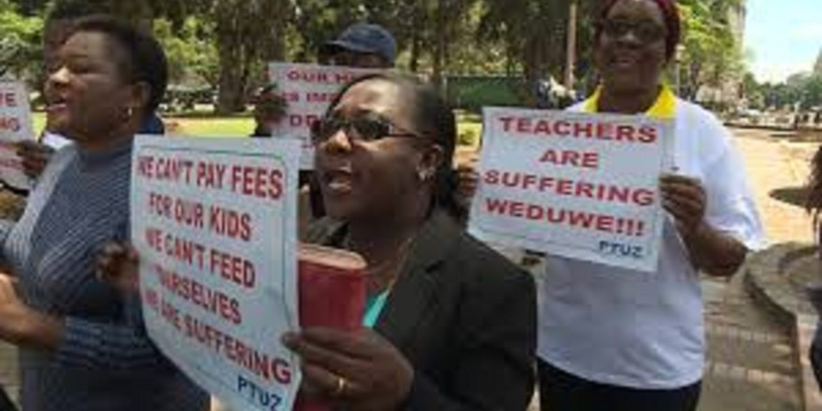 Civil Servants/Teachers Demo