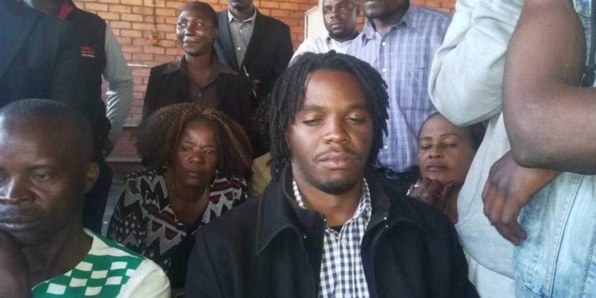 Vincent Tsvangirai