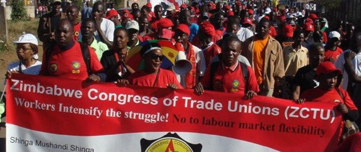 ZCTU calls workers for general strikes