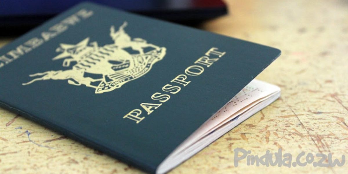 Zimbabwean Passport ready for collection bribes new fee