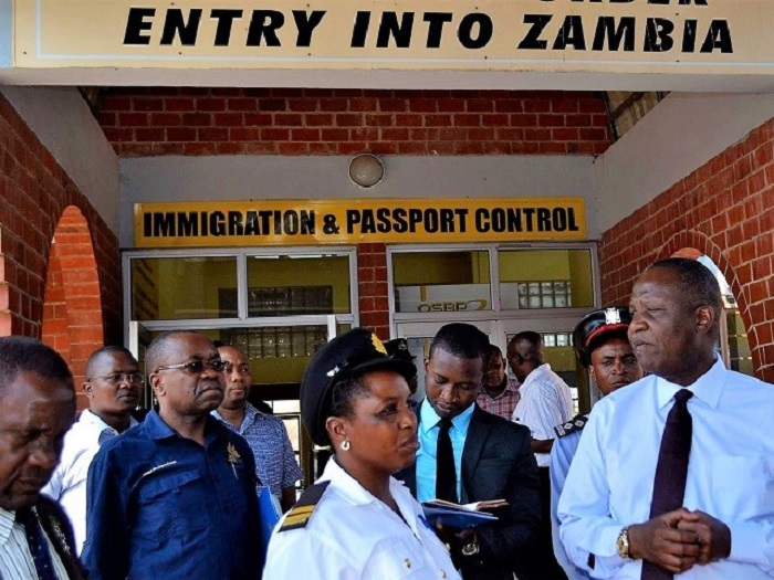 Chirundu Border Post