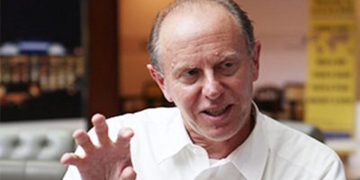 MDC Alliance Treasurer David Coltart on MDC-T Constitutional Amendment Bill