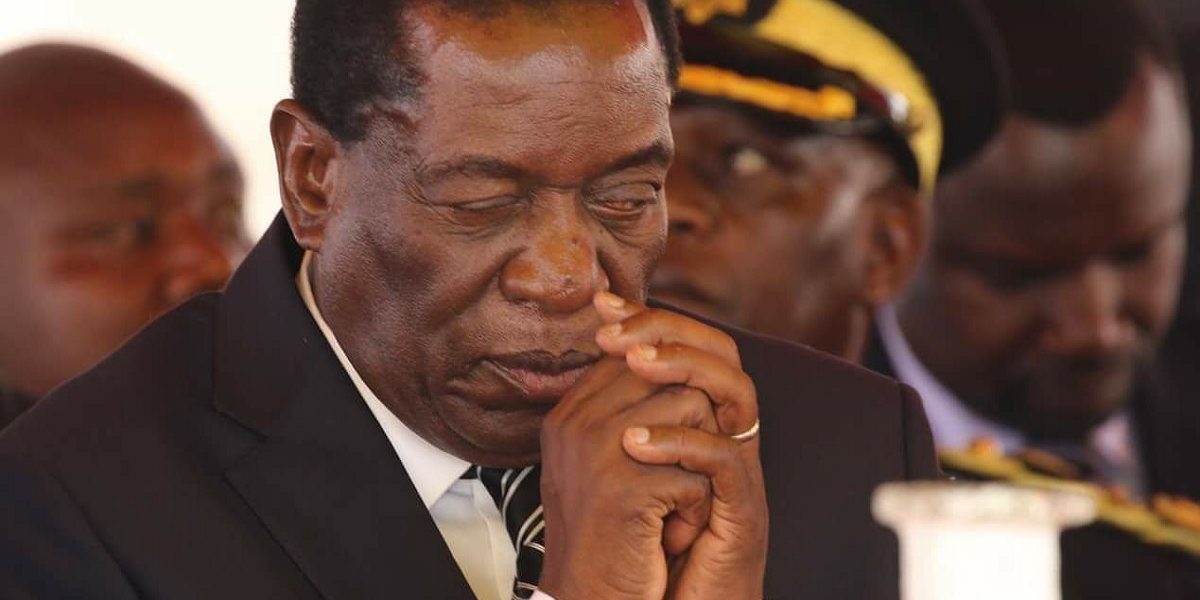 Emmerson Mnangagwa Plot To Oust him Thickens