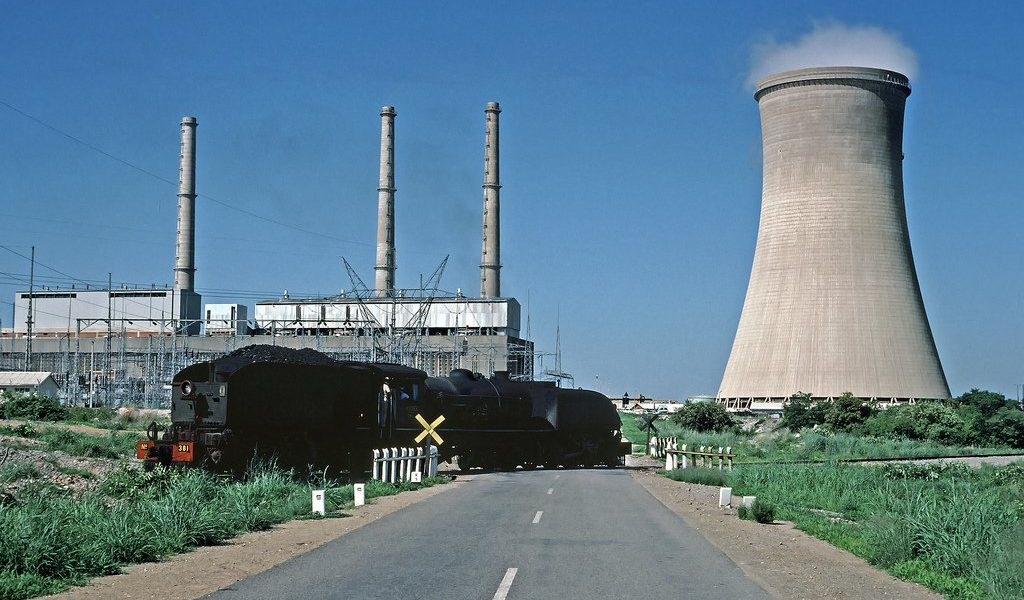 ZESA Hwange Power Station