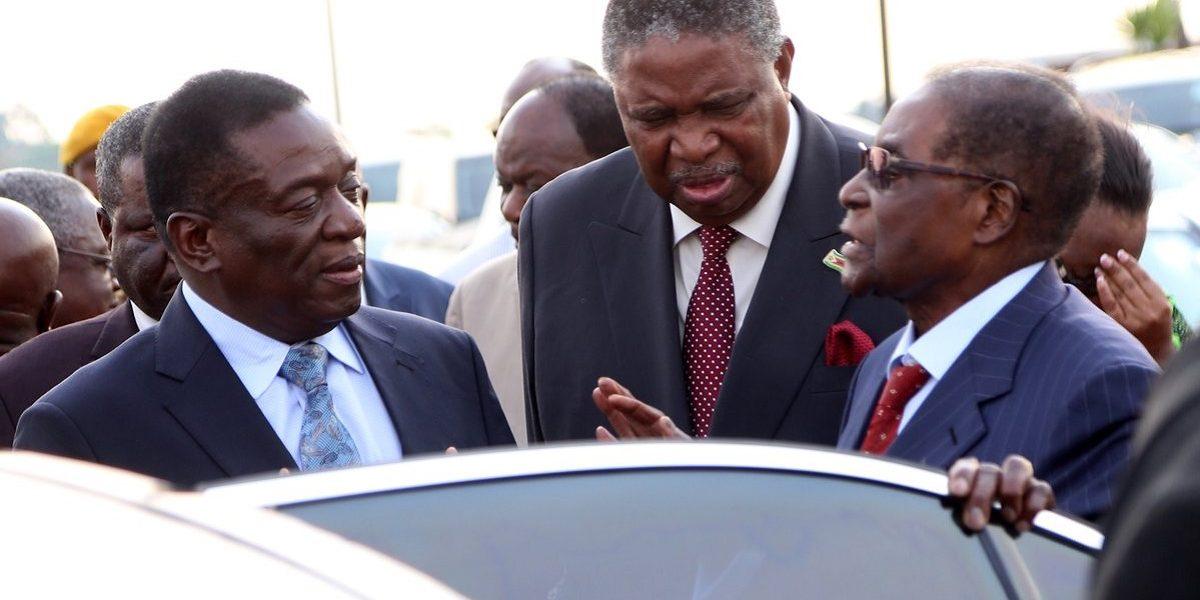ZANU PF Challenges Mnangagwa's Legitimacy In Court