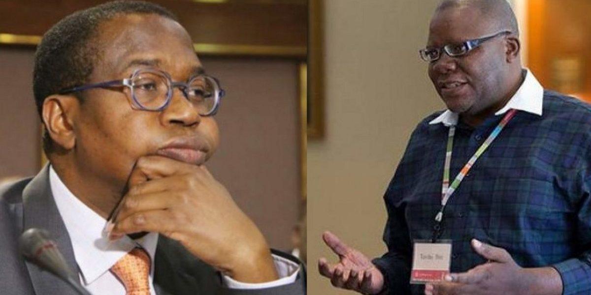 Tendai-Biti-Mthuli-Ncube Government plundering US$13.2Billion