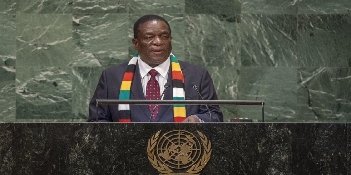 Mnangagwa To Virtually Attend United Nations General Assembly (UNGA)