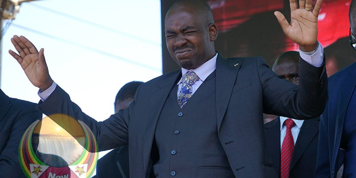 The Nearly Took Me Out: MDC Alliance Leader Chamisa