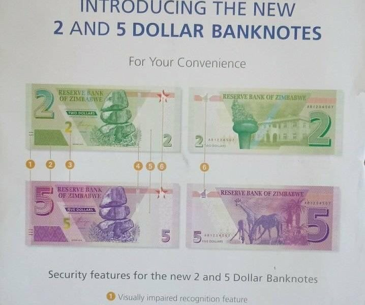 It Will Take 2 Years For The Zimbabwe Dollar To Ilise