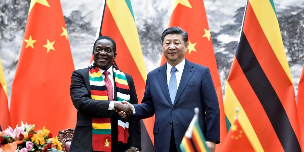 China: Assistance To Zimbabwe Is Not In Exchange For Natural Resources