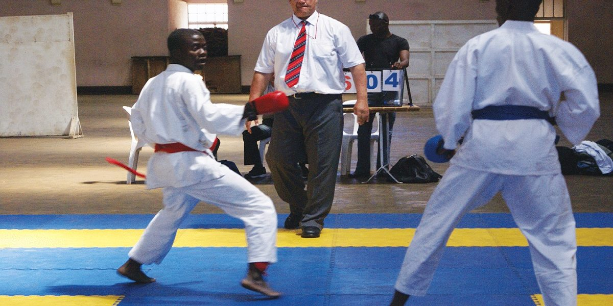 Zimbabwe National Karate Federation Sports Associations gyms approved to resume