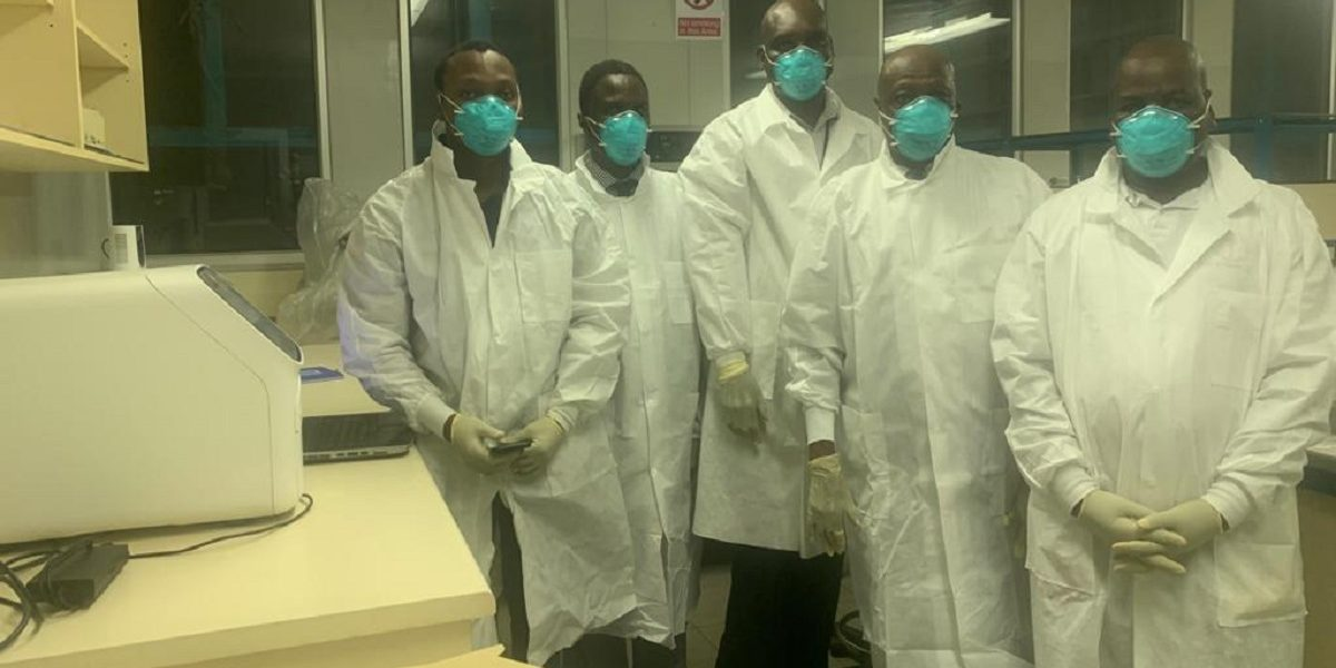 Health workers Frontline workers COVID-19 or Coronavirus Zimbabwe's Doctors Zimbabwe's coronavirus or COVID-19
