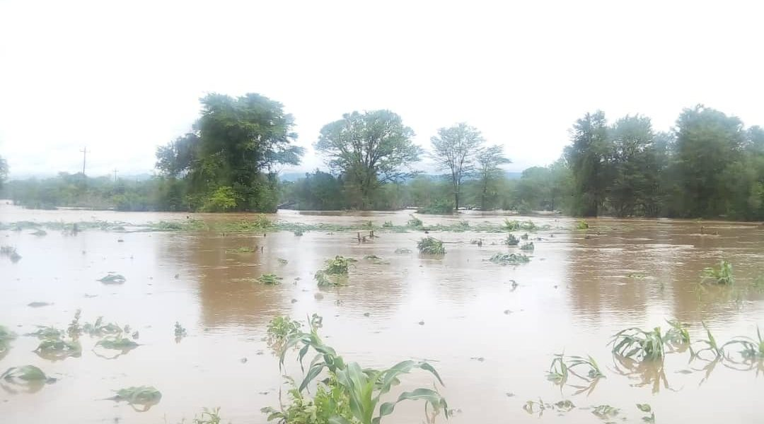 Floods In Binga