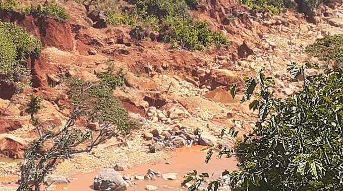 Nyabamba River - Chimanimani