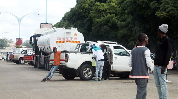 Fuel Truck Import Licensing Conditions