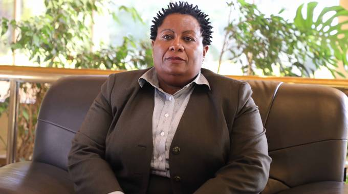 Justice Loice Matanda-Moyo