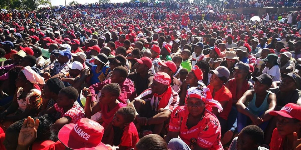 MDC Supporters